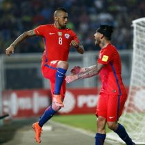 La Roja sigue top ten en Ranking FIFA