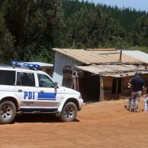 Amplían radio de búsqueda de niña de 11 años presuntamente secuestrada en Licantén