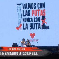 Trabajadoras sexuales defienden sus derechos y el de todas las mujeres en Cosquin Rock