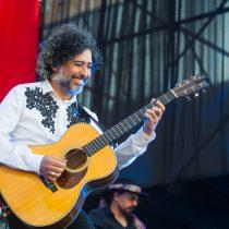 Manuel García homenajeó a Daniela Vega en el Womad Chile 2018