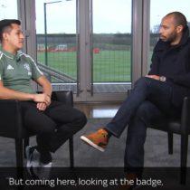 [VIDEO] Un íntimo Alexis Sánchez se confiesa con el histórico Thierry Henry: