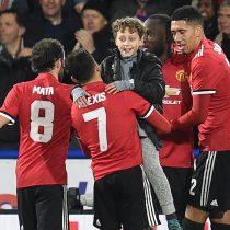[VIDEO] La magistral asistencia de Alexis Sánchez para el segundo tanto del Manchester United