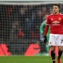 Dirigentes del Manchester United lamentan la contratación de Alexis Sánchez