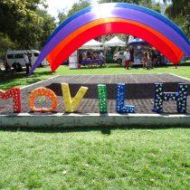 Día del amor diverso: Movilh se manifiesta en contra de la discriminación a parejas del mismo sexo con picnic en Providencia
