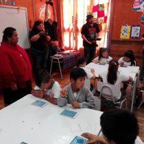 Programa Yo Leo: A través de la tecnología estudiantes de Tarapacá recibieron clases de aymara