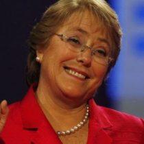 [VIDEO] Casi como mi madre: Michelle Bachelet sufre