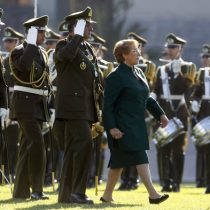 Crisis policial, el peor legado de Michelle Bachelet
