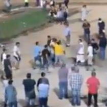 [VIDEO] Impactante balacera se registra en el Club Hípico deja a dos personas heridas