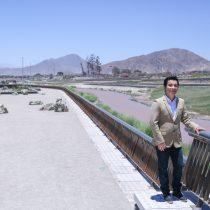 Sustentabilidad del río Copiapó y el turismo urbano