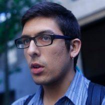 """Daniel Andrade, ex dirigente del ala """"ultra"""" de la Confech que acaba de fichar en RD: """"Este partido es la consolidación de la nueva izquierda"""""""