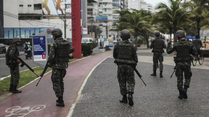 Militares a la calle: Michel Temer toma radical medida y deja en manos del Ejército control de Río de Janeiro