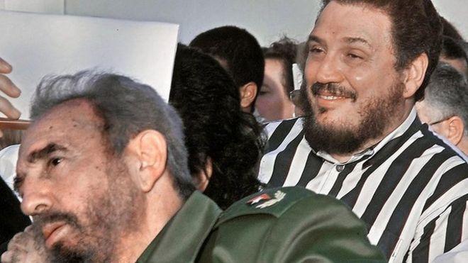 Se suicida Fidel Castro Díaz-Balart, hijo mayor del expresidente de Cuba