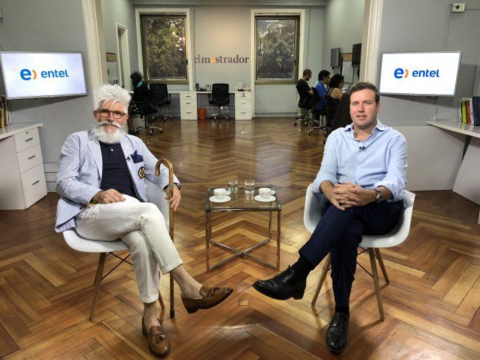 Agenda País 2030: Federico Sánchez, la transformación de Santiago y la necesidad de un diseño sustentable en el futuro