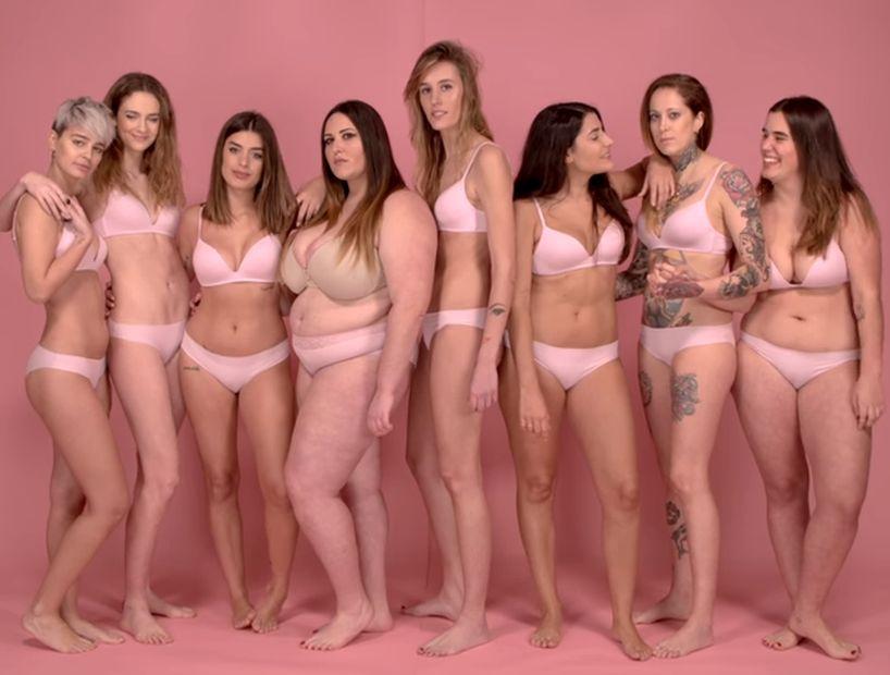 """""""Respeto"""": El viral que invita a las mujeres a hablar de sus complejos y quererse más"""