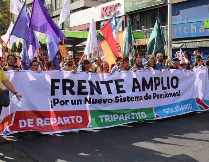 Movimientos en proceso de convergencia en el Frente Amplio realizarán congreso en septiembre