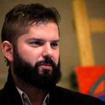 Acusación constitucional contra Chadwick: Boric acusó uso