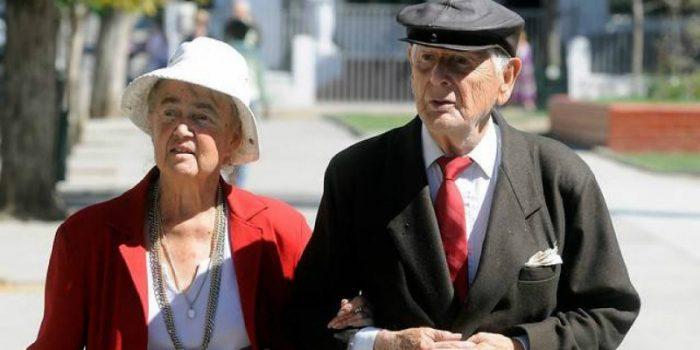 Jubilados y jubiladas: el pago de Chile