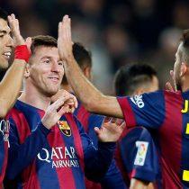 [VIDEO] El debate sociocultural que desataron Lionel Messi, Luis Suárez y Jordi Alba al sortear un obstáculo