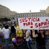"""Para que""""Nunca Más"""" una Sophia en Chile"""