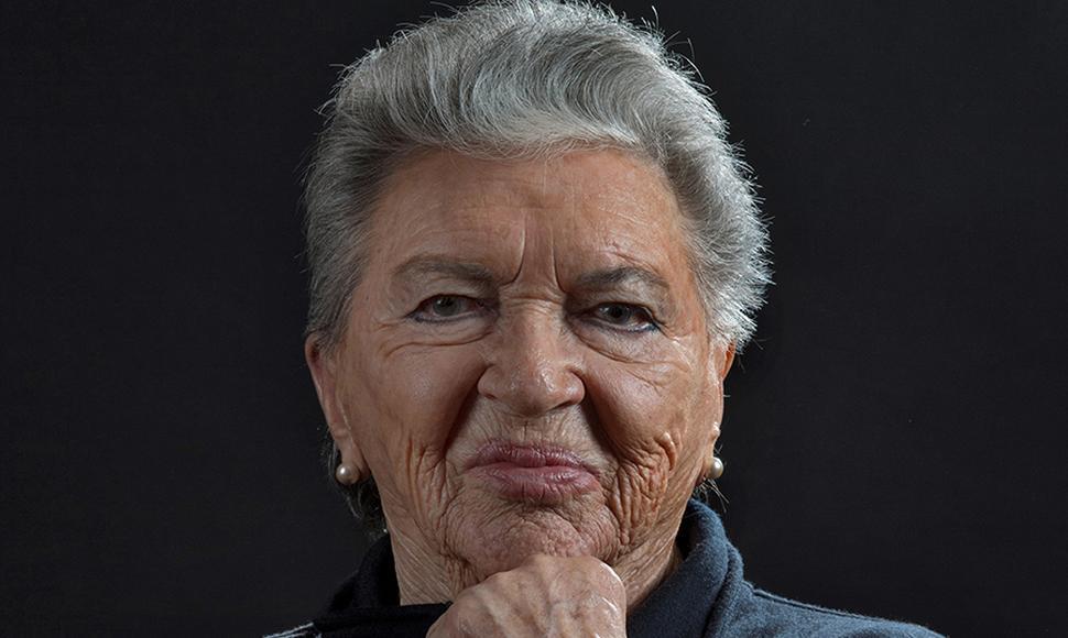 84cfcd24b7ac8 Fallece a los 97 años Margot Duhalde