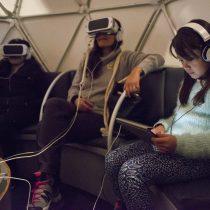 Viaja en el tiempo este verano a través de la realidad virtual