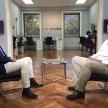 """La Mesa - Álvaro González y la apuesta del tren bala chileno: """"Nuestro proyecto es para Valparaíso y San Antonio"""