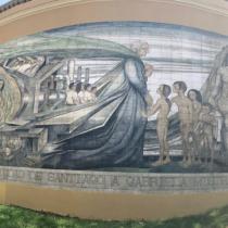 Bernardo Aedo por los 70 años del Premio Nobel a Gabriela Mistral: