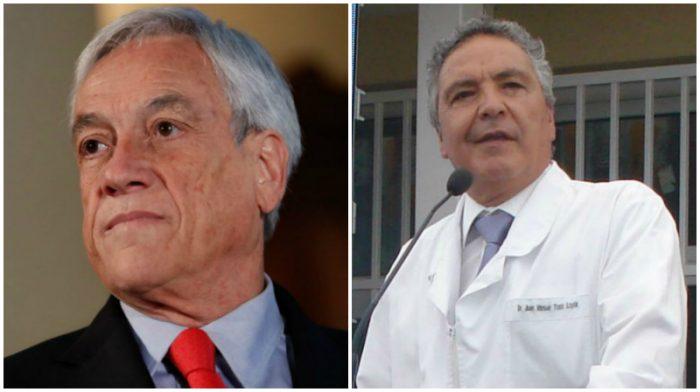 El primer flanco del gabinete de Piñera: la acusación de nepotismo que pesa sobre el futuro subsecretario de Redes Asistenciales