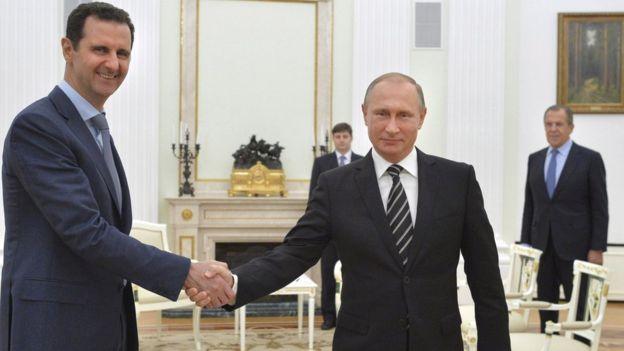 ¿Acabarán Rusia, Estados Unidos y potencias internacionales enfrentadas en una guerra directa en Siria?