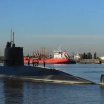 Argentina: familiares del submarino desaparecido piden donaciones para seguir con la búsqueda