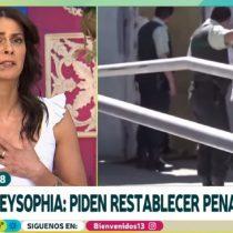 Tonka Tomicic sobre caso Sophia: