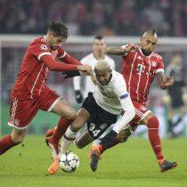 [VIDEO] El Rey derrota al Pitbull: Bayern Munich aplasta al Besiktas y deja sentenciada la llave de Champions