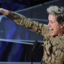 """""""Todas tenemos historias que contar"""": el poderoso discurso de Frances McDormand, ganadora a mejor actriz en los Oscar 2018"""
