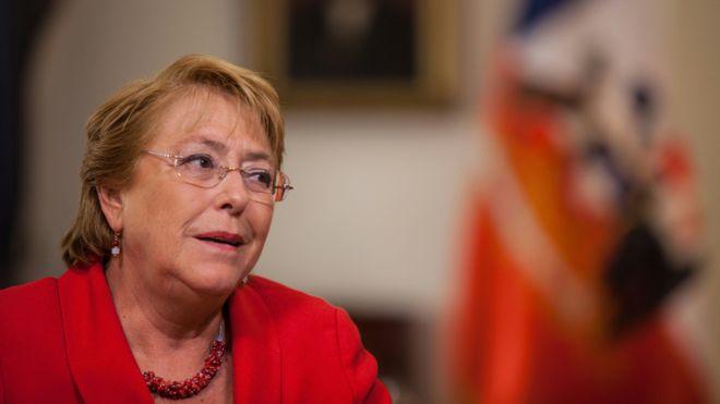 BBC Mundo: Por qué el segundo gobierno de Michelle Bachelet es considerado el más importante en décadas en Chile