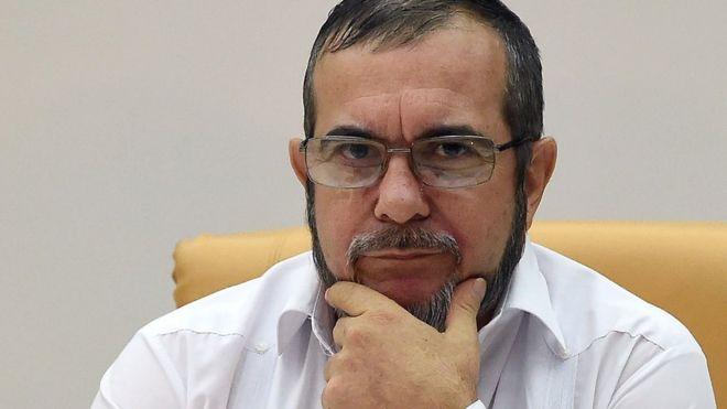Por qué algunos ven la renuncia de Rodrigo Londoño, alias Timochenko, a las elecciones presidenciales en Colombia como