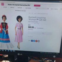 La polémica por la muñeca Barbie inspirada en la mexicana Frida Kahlo que presentó Mattel el Día Internacional de la Mujer