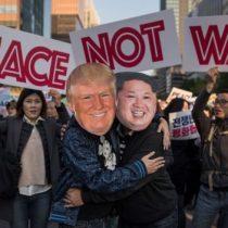 Cómo los líderes de Estados Unidos y Corea del Norte, Donald Trump y Kim Jong-un, pasaron de los insultos a querer reunirse cara a cara