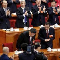 Xi Jinping es reelegido como presidente de China por unanimidad para un segundo mandato