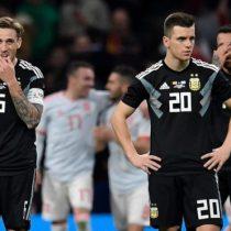 """""""Catástrofe en Madrid"""": así reaccionaron en Argentina tras la contundente derrota de su selección frente a España por 6-1"""