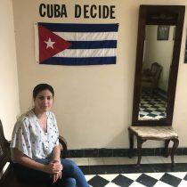 Rosa María Payá, líder de CubaDecide: