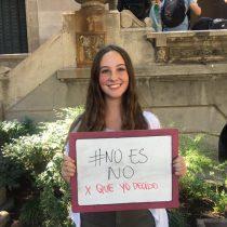 Federación de estudiantes U. Alberto Hurtado emite declaración frente a las situaciones de violencia de género