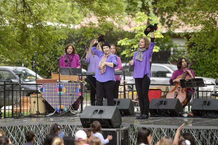Ciclo Otoño en las Plazas con concierto gratuito de Mazapán en Plaza Colombia