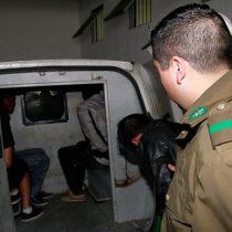 Detienen a cuatro personas por secuestrar y torturar a menor de 17 años