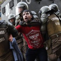 [VIDEO] Diputado RD pide a Piñera sanciones a Carabineros por represión contra estudiantes