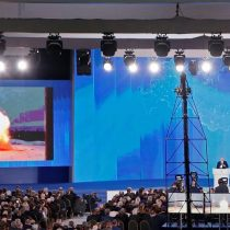 [VIDEO] Rusia: Putin presenta armamento nuclear que hace