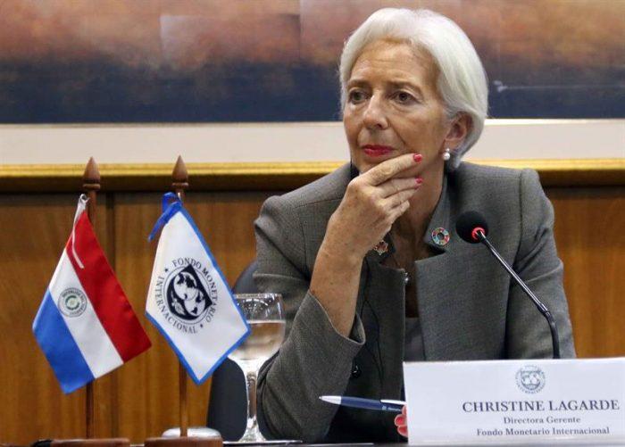 """Christine Lagarde apunta a la inclusión femenina como un """"bien económico"""""""