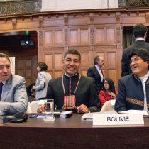 Bolivia define su demanda a Chile como