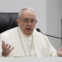 El Papa dice que quien paga por sexo es un