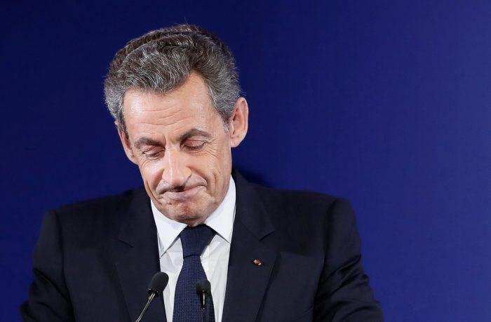 Ex presidente francés es detenido tras sospechas de haber recibido dinero de Gadafi para campaña presidencial de 2007