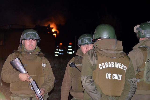 Gobierno anunció creación de policías especializados contra el terrorismo para la zona sur del país